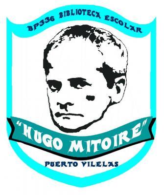 Gallardete de la Biblioteca Escolar Puerto Vilelas - Chaco