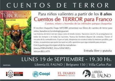 Presentación en Carlos Paz - Córdoba