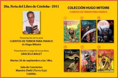 26a. Feria del Libro de Córdoba - 2011
