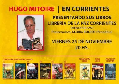 Gira y presentación en Corrientes