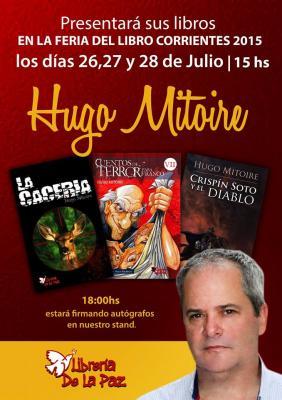 Feria Popular del Libro de Corrientes - 2015