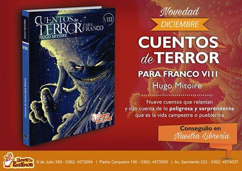 CUENTOS DE TERROR PARA FRANCO - Vol. VIII